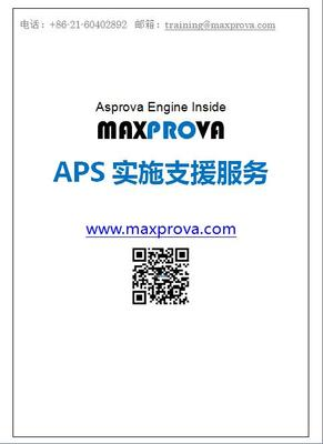 APS项目实施支援服务/1人日